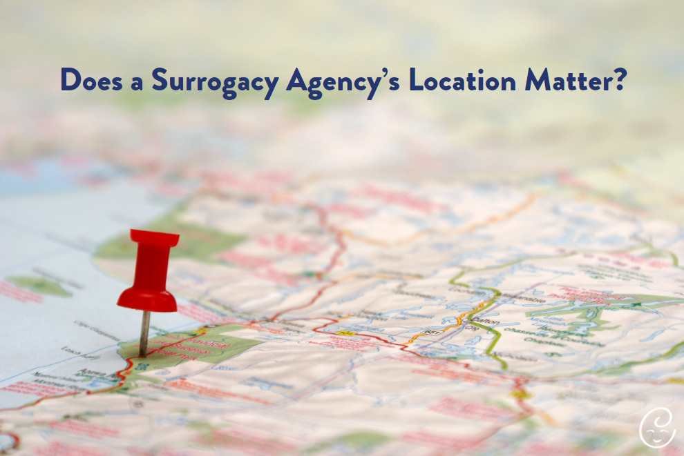 Surrogacy Agency Location